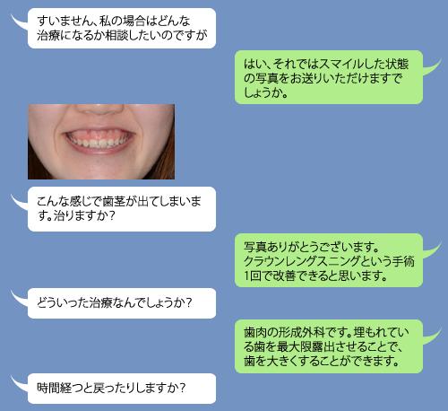 LINE無料相談イメージ